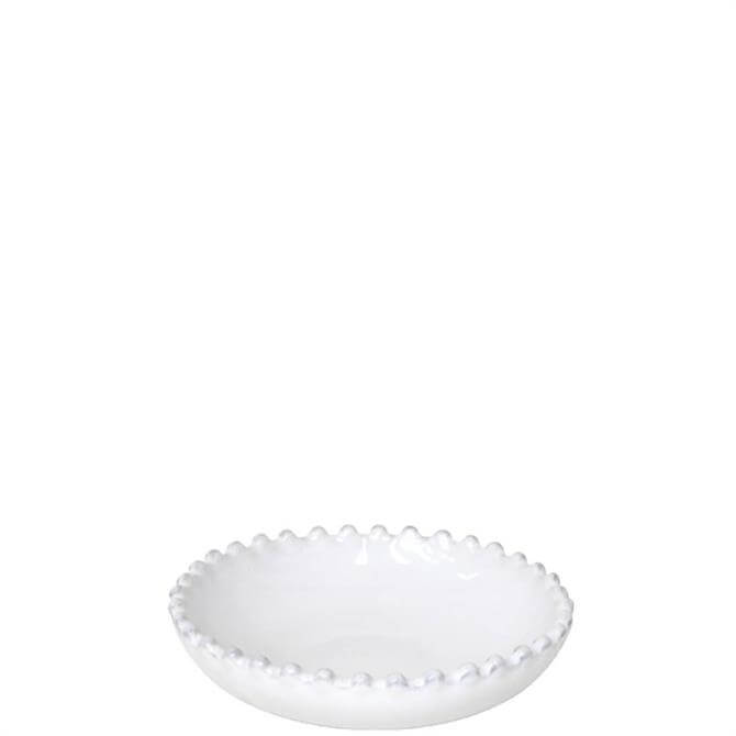 Costa Nova Pearl White Butter/Mini Bowl
