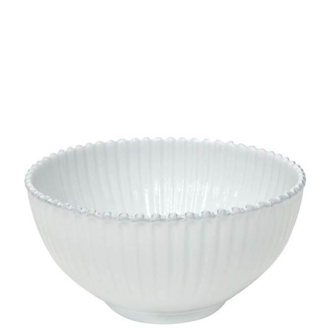 Costa Nova Pearl White Serving Bowl