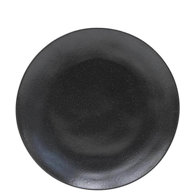 Costa Nova Riviera Sable Noir Dinner Plate