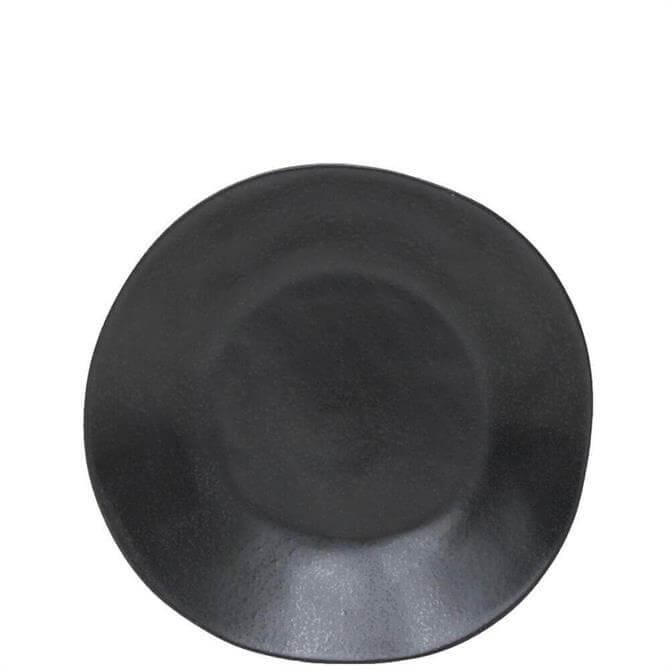 Costa Nova Riviera Sable Noir Soup/Pasta Plate