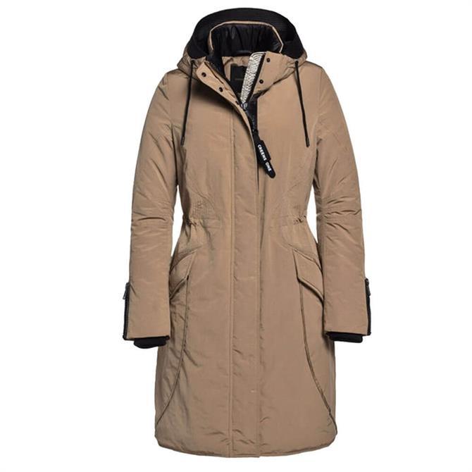 Creenstone Fur-Lined Hood Parka