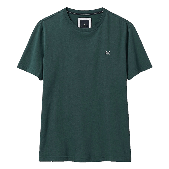 Crew Clothing Classic T-Shirt - Ivy Green