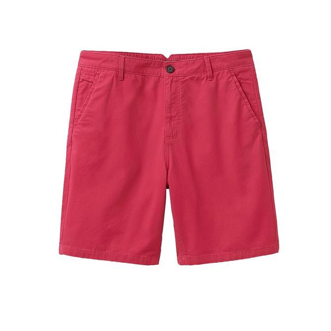 Crew Bermuda Shorts - Bright Red