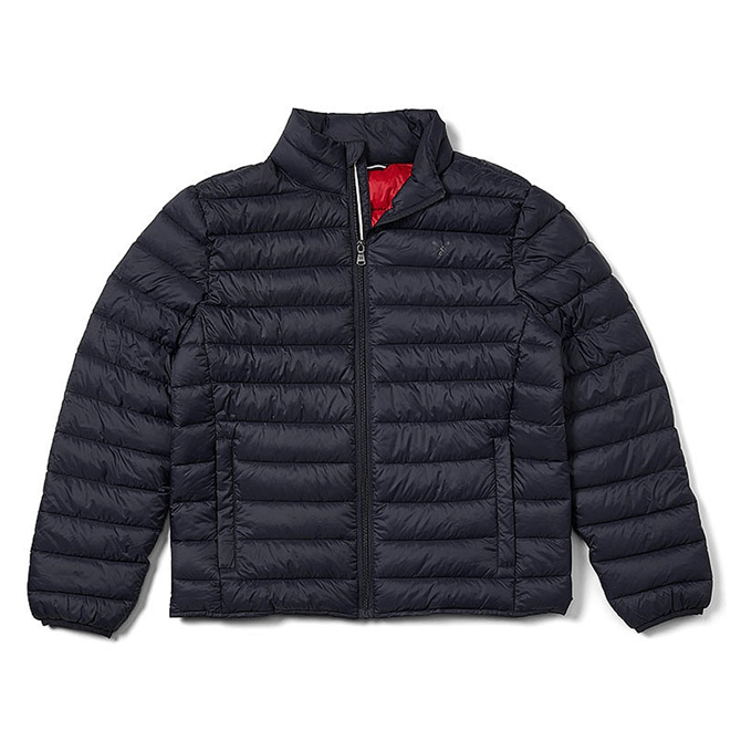 Crew Clothing Lightweight Jacket - Dark Navy