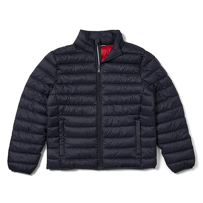 Crew Clothing Lightweight Jacket - Dark Navy