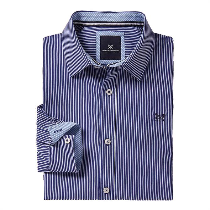 Crew Clothing Classic Fit Micro Stripe Shirt