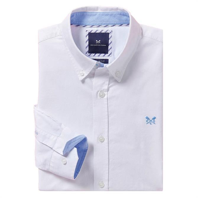 Crew Clothing Slim Fit Oxford Shirt SS21