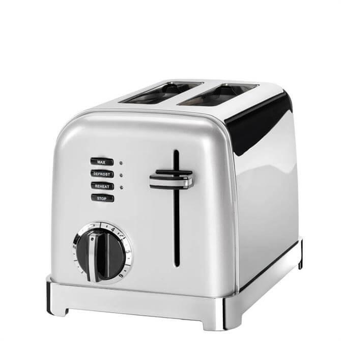 Cuisinart Silver 2 Slice Toaster