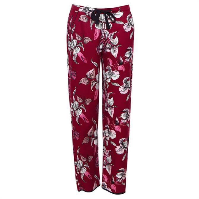 Cyberjammies Alice Woven Floral Print Pyjama Trousers