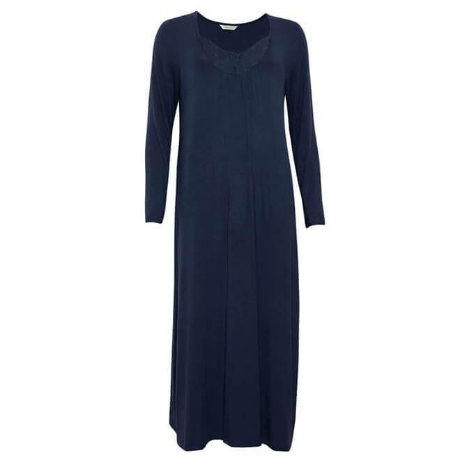 Cyberjammies Scarlett Long Jersey Night Dress