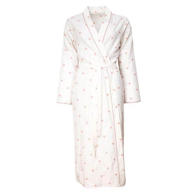 Cyberjammies Audrey Long Dressing Gown