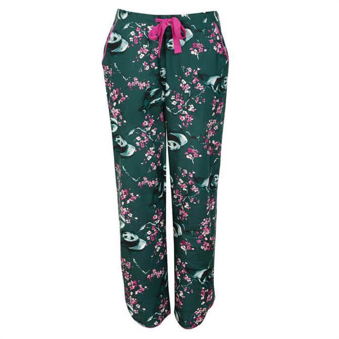 Cyberjammies Panda Print Pyjama Bottoms