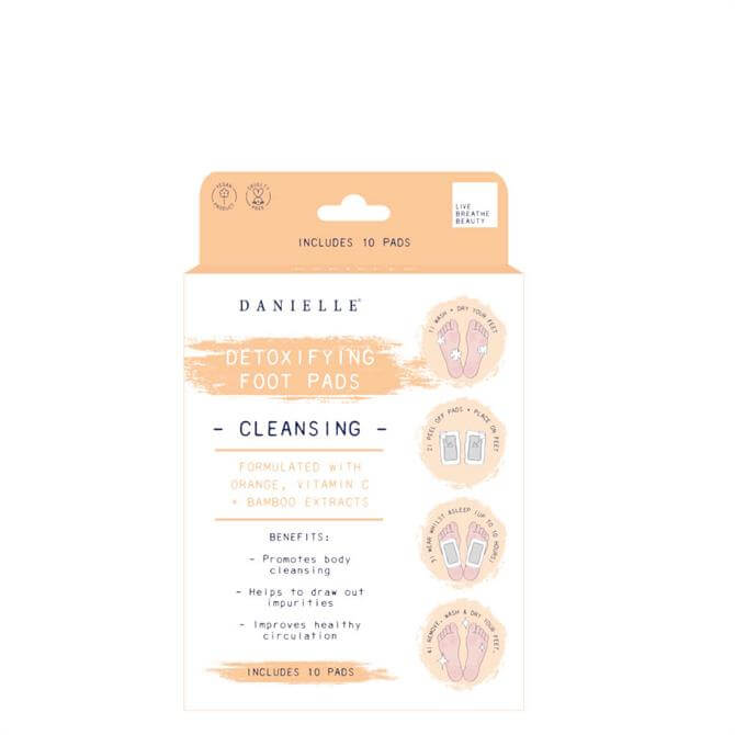 Danielle Creations Detoxifying Foot Pads