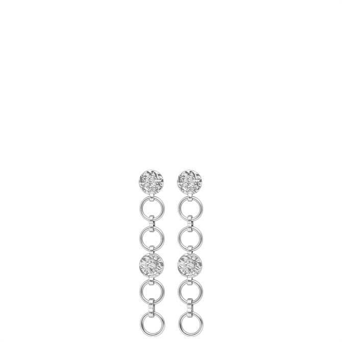 Dansk Smykkekunst Amber Long Earrings