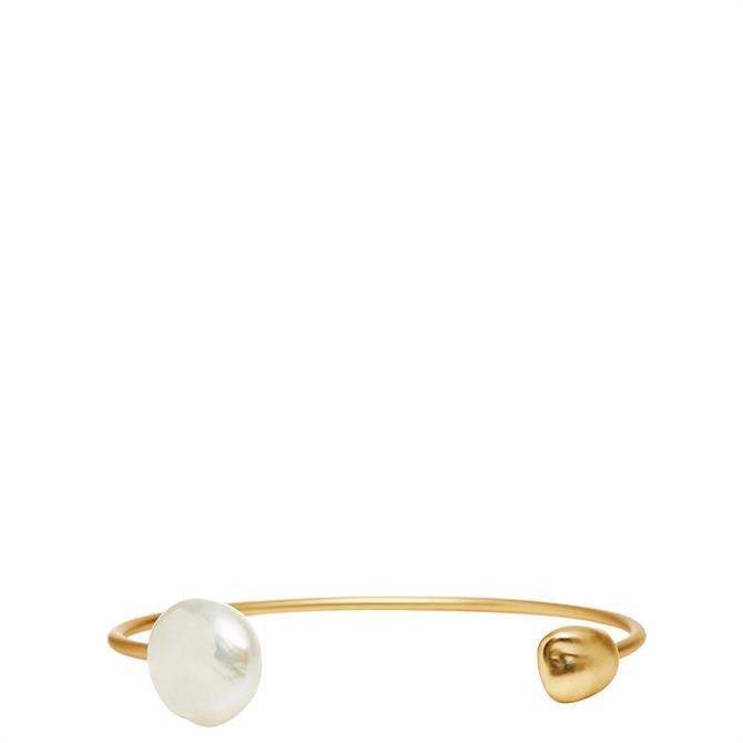 Dansk Smykkekunst Audrey Open Cuff Bracelet