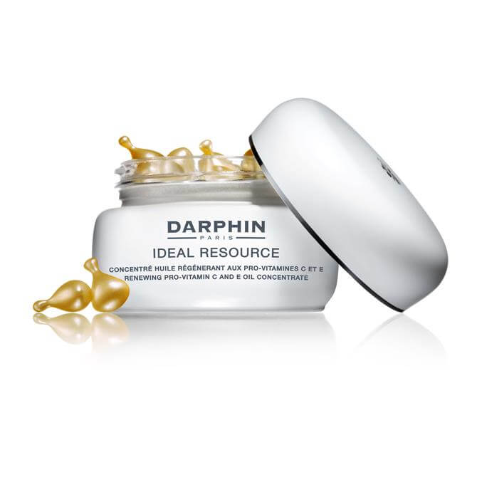 Darphin Ideal Resource Renewing Pro-Vitamin C and E Capsules