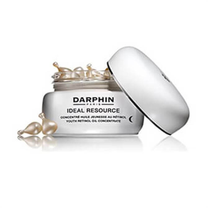 Darphin Ideal Resource Youth Retinol Oil Concentrate Capsules 50ml