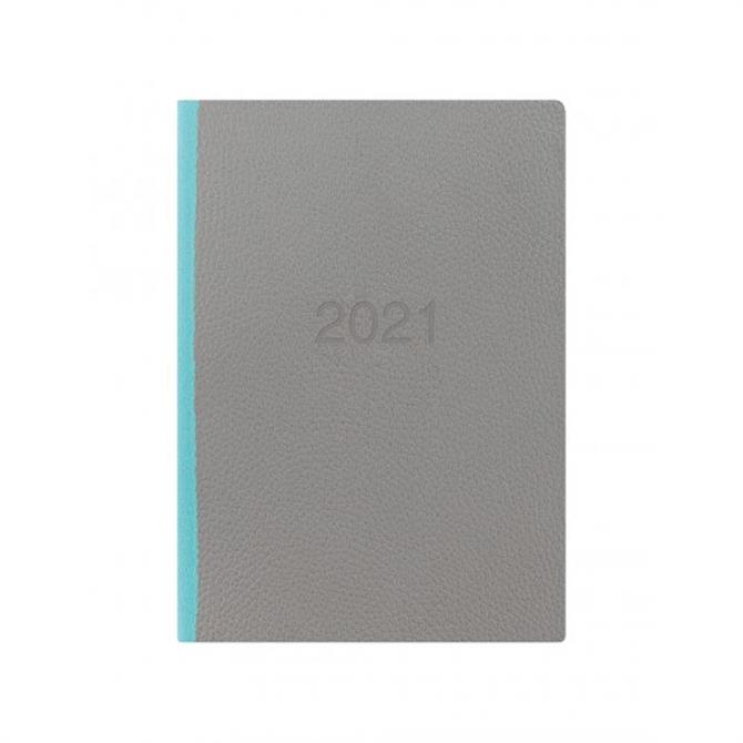 Letts 2021 Two Tone A5 Week to View Diary