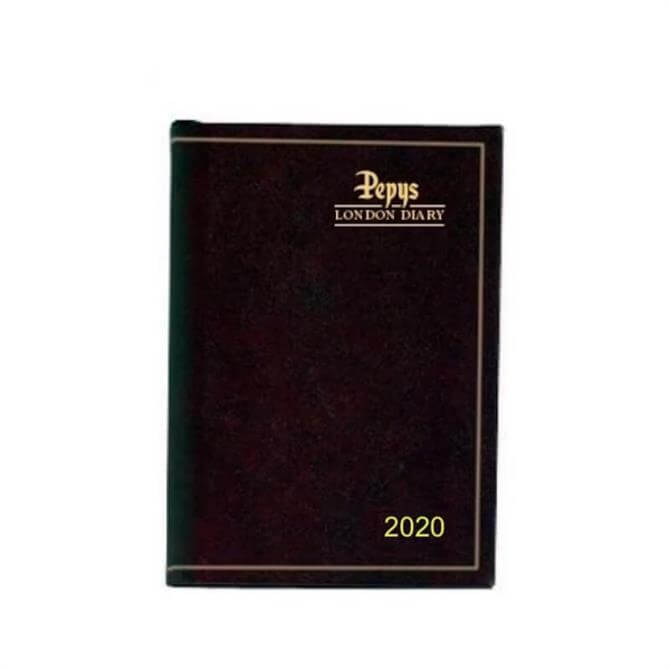Dataday Pepys London 2020 One Week-to-View Pocket Diary