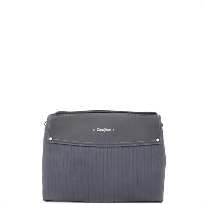 David Jones 6124-1 Dark Blue Multiway Bag