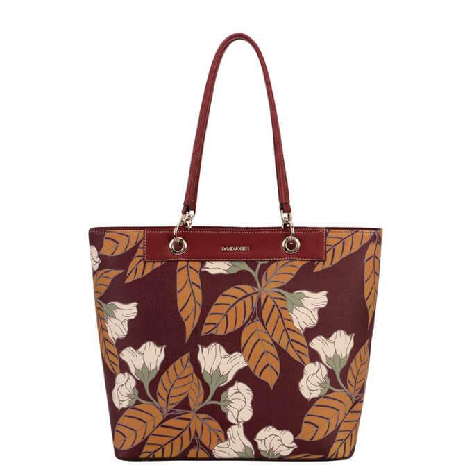 David Jones CM5398 Floral Tote Bag