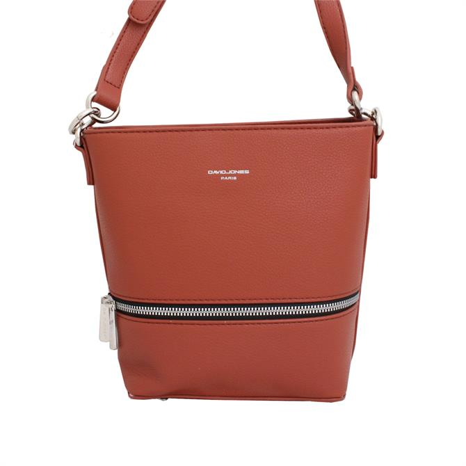 David Jones 6402-1 Crossbody Bag