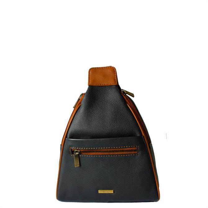 Nova Leathers Small Triangle Backpack