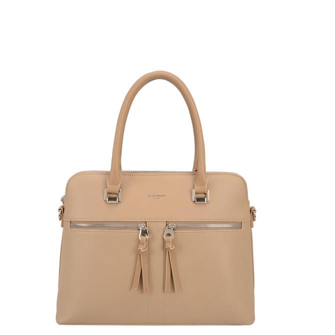 David Jones CM5607A Twin Pocket Bag
