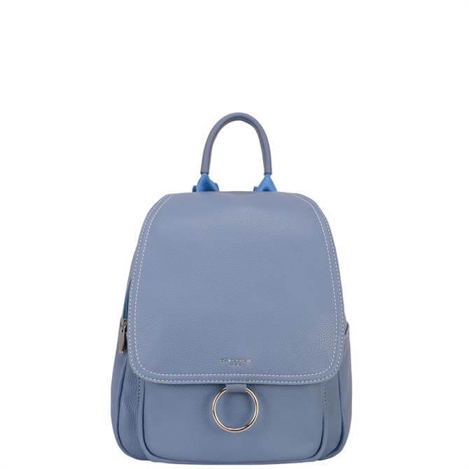 David Jones CM5636A Ring Detail Backpack