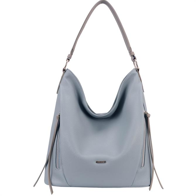 David Jones NV6218-2 Hobo Bag