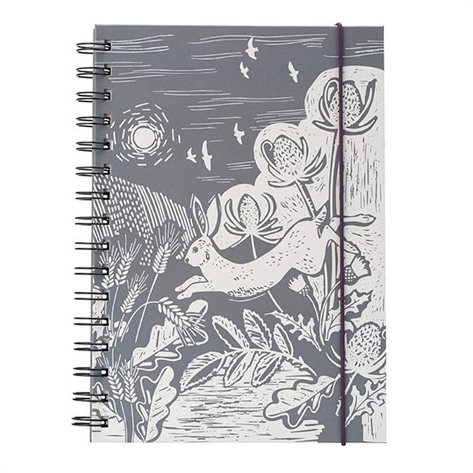 English Tableware Notebook Hare
