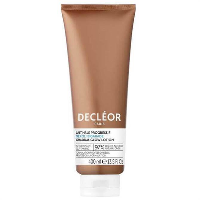 Decléor Super Size Gradual Glow Face & Body Lotion 400ml
