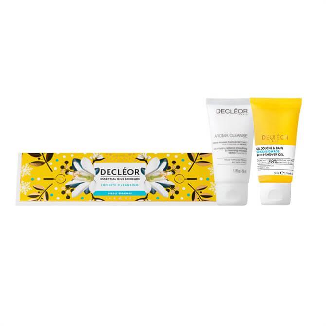 Decléor Infinite Cleansing Neroli Bigarade Essential Oil Cleansers Gift Set