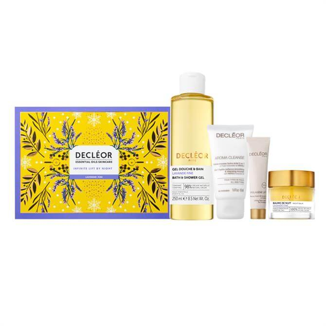 Decléor Infinite Lift By Night Lavender Fine Christmas Gift Set