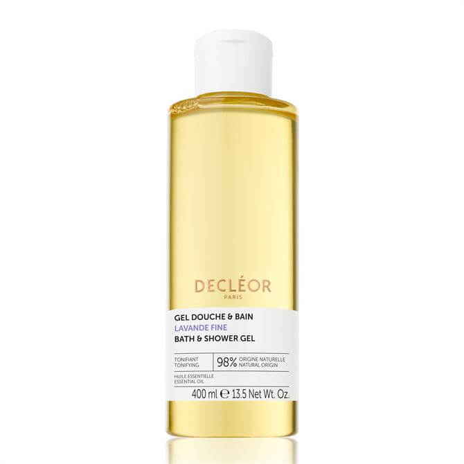 Decléor Super Size Lavender Fine Bath & Shower Gel 400ml
