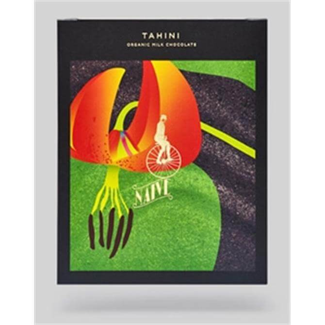 Naive Tahini Milk Chocolate Bar 57G
