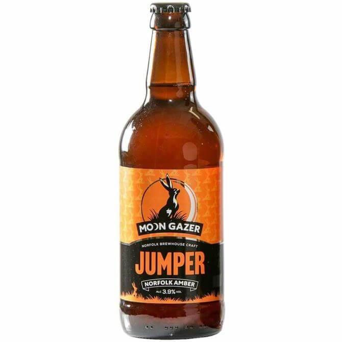 Moon Gazer Jumper Norfolk Amber Ale 500ml