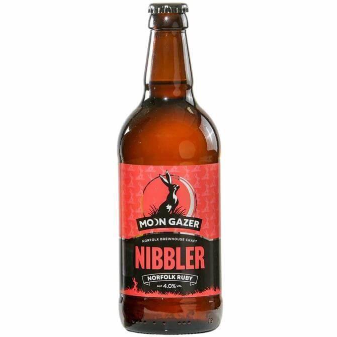 Moon Gazer Nibbler Norfolk Ruby Ale 500ml
