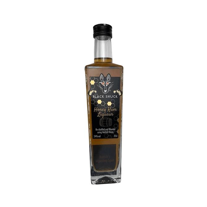 Black Shuck Honey Rum Liqueur 35cl