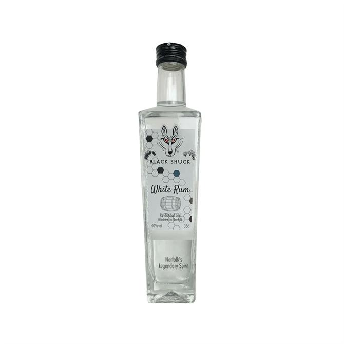 Black Shuck White Rum 35cl
