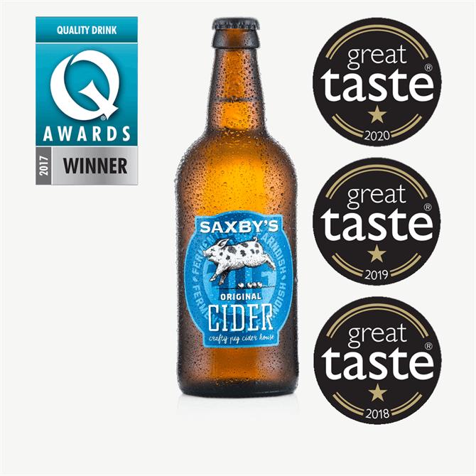 Saxby's Original Cider