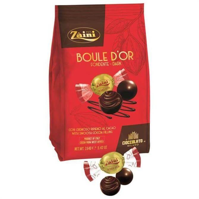 ZAINI BOULE D'OR DARK PRALINE 154G BAG
