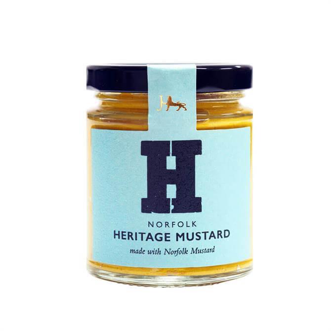 Jarrold Norfolk Heritage Mustard 190g