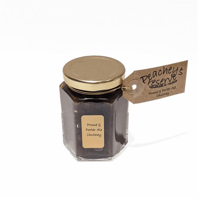 Peachey's Preserves Prune and Porter Ale Chutney