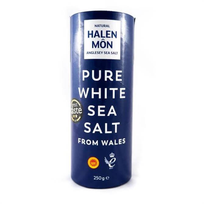 Halen Môn Pure White Sea Salt 250G