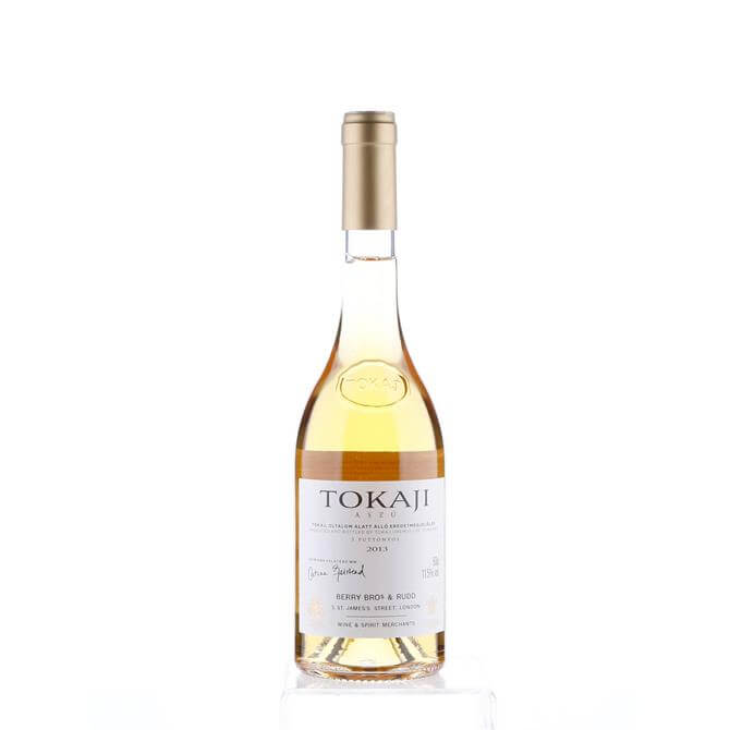 Tokaji Aszu 5 Puttonyos White Wine 50cl