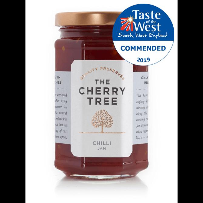 The Cherry Tree Chilli Jam