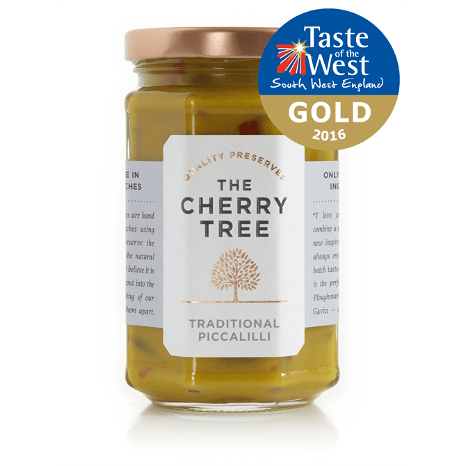 The Cherry Tree Traditional Piccalilli