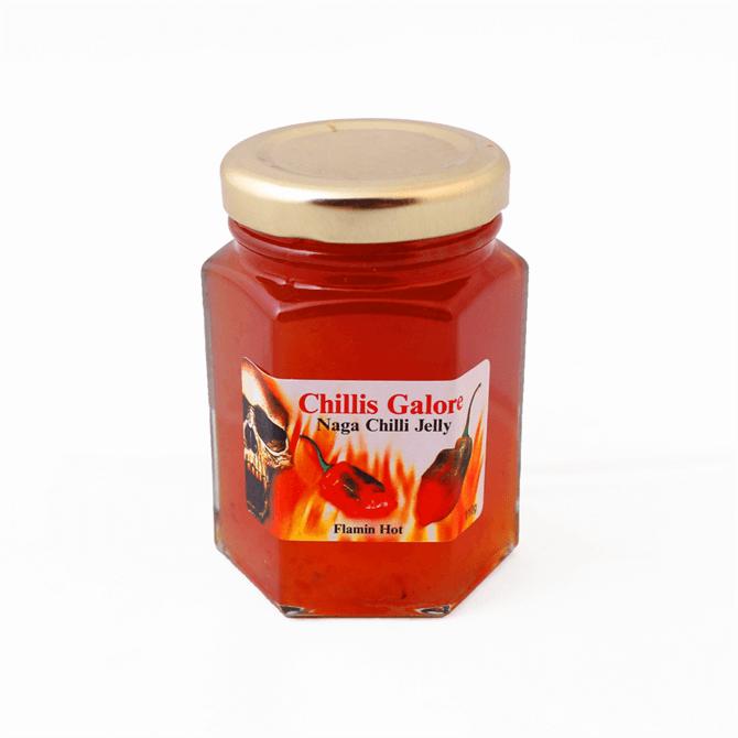 Chillis Galore Naga Chilli Jelly 110g