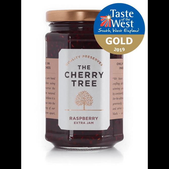 The Cherry Tree Raspberry Extra Jam
